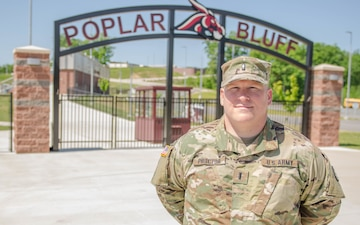 When disaster hits home: Poplar Bluff man serves as Guard officer in flood response