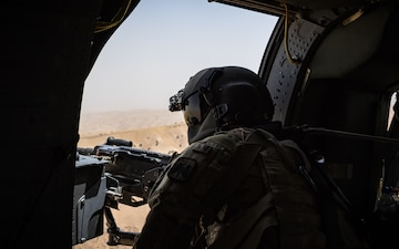 Crew Chief Near Kunduz