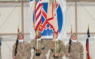 548th CSSB welcomes new commander in Kuwait