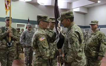 7456th Medical Backfill Battalion Welcomes New Commander