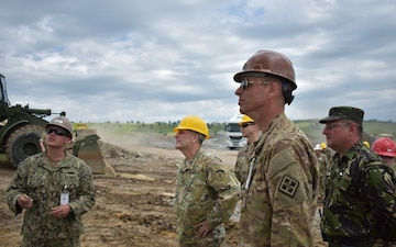 Navy Seabees, Romanian Land Forces, U.S. Forces Develop JNTC