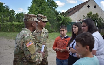926th Engineers Develop Relations with Local Communities