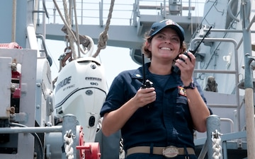 Female Gladiator Sailors Claim Historic First
