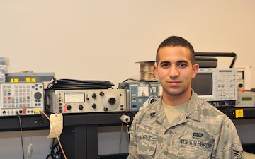 Faces of Beale: Airman 1st Class Luca Lagares