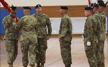 Snake Eyes Battalion Bids Farewell to Commander