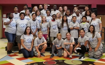 3RD BCT HOSTS YOUTH LEADERSHIP CAMP