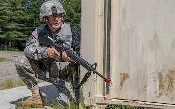 Prepared for Anything: The 120th RSG Brushes up on Soldiering Skills