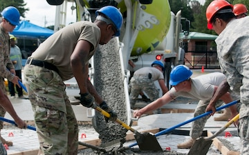 NC Guardsmen lay groundwork for future Gold Star Memorial Monument