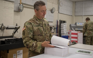 Maine Print Shop Supports Entire National Guard