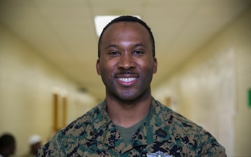 IRT Louisiana Care 17 Faces of the Force: Petty Officer 2nd Class Necorian Jones