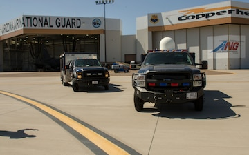91st CST Vehicles