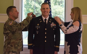 Maj. Jason Nagel: TRADOC 2016 Instructor of the Year Army Reserve Winner