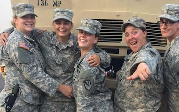 "Texas guard ""Spice Girls"" rescue more than 300 Harvey flood victims"
