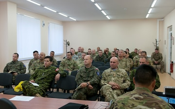 California NG, Ukrainian Forces maintain partnership program
