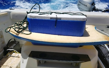 Coast Guard seeks public's help finding owner of adrift bodyboard near Olowalu Beach, Maui