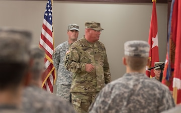ILLINOIS ARMY NATIONAL GUARD'S 123RD ASSUMES ENGINEER MISSION