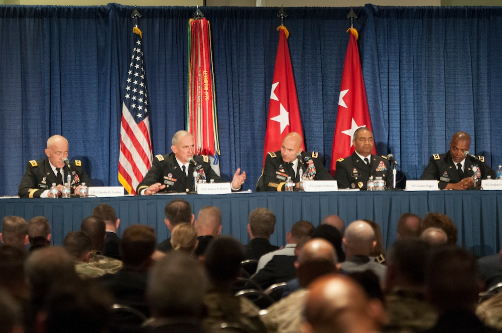 LTG Luckey Speaks at AUSA