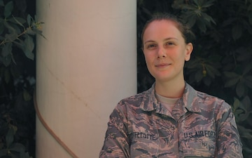 Faces of Beale: Airman 1st Class Dana M. Tourtellotte