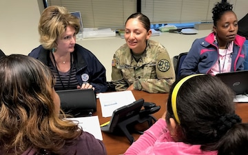 Cal Guardsmen serve as interpreters at FEMA centers helping victims of Northern California fires