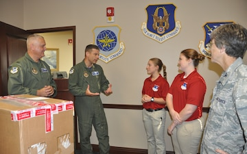908th Teams with Future of the Air Force