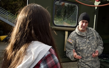 Alaska National Guard's Rural Engagement Initiative reaches out to Sitka