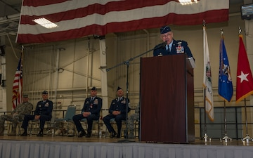 Celebrated wing commander promoted, named Illinois ANG chief of staff