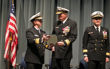 Commander, Submarine Group 9 Holds Change of Command Ceremony