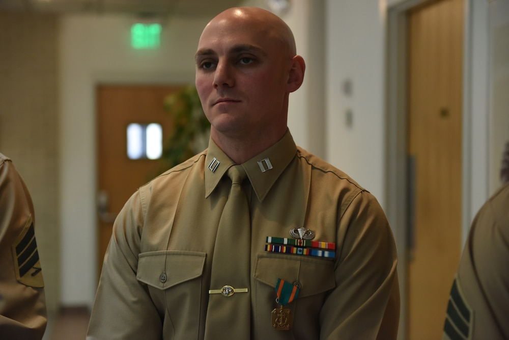 TBS instructor wins Commanding General's Writing Competition