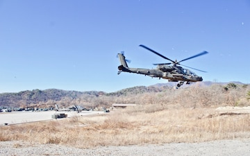 6-6 CAV builds collective readiness on the Korean Peninsula