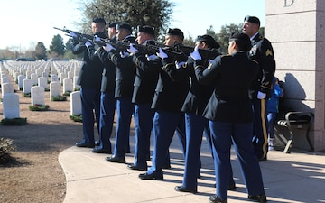 Fort Bliss recognizes service members with Wreaths Across America