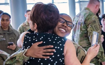 254th Medical Detachment returns, closes book on deployment