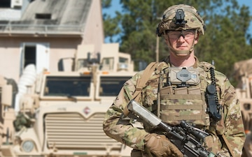 From the Midlands of England to the U.S. - 1st SFAB Soldier honored to serve