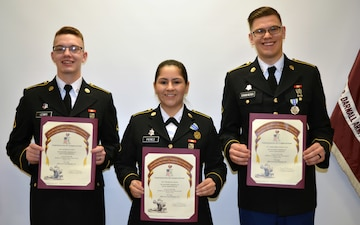 Soldiers complete Phase II Medical Laboratory Technician Training Program at CRDAMC