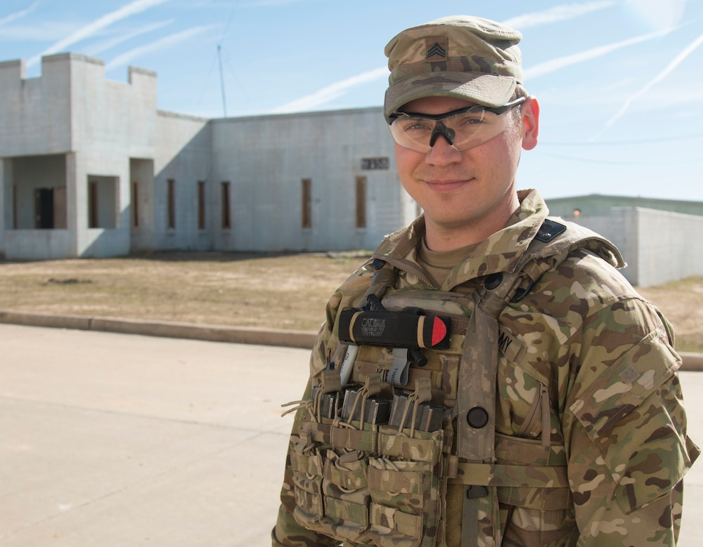 Combat medic with 1SFAB enjoys high-operational tempo of unit