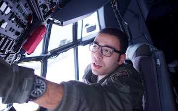 Master to the Combat King: Alaska Guard loadmaster supports rescue mission