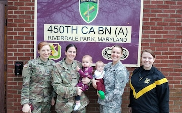 Mitigating the Challenges of Breastfeeding in the Army Reserve