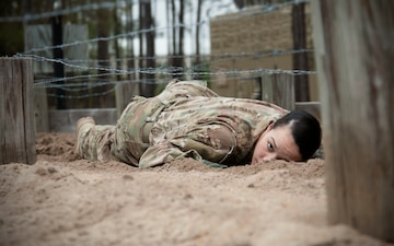 Medical field Soldiers compete in regional Best Warrior Competition