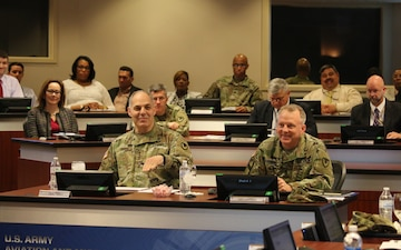 Leadership links supply chain to Army readiness
