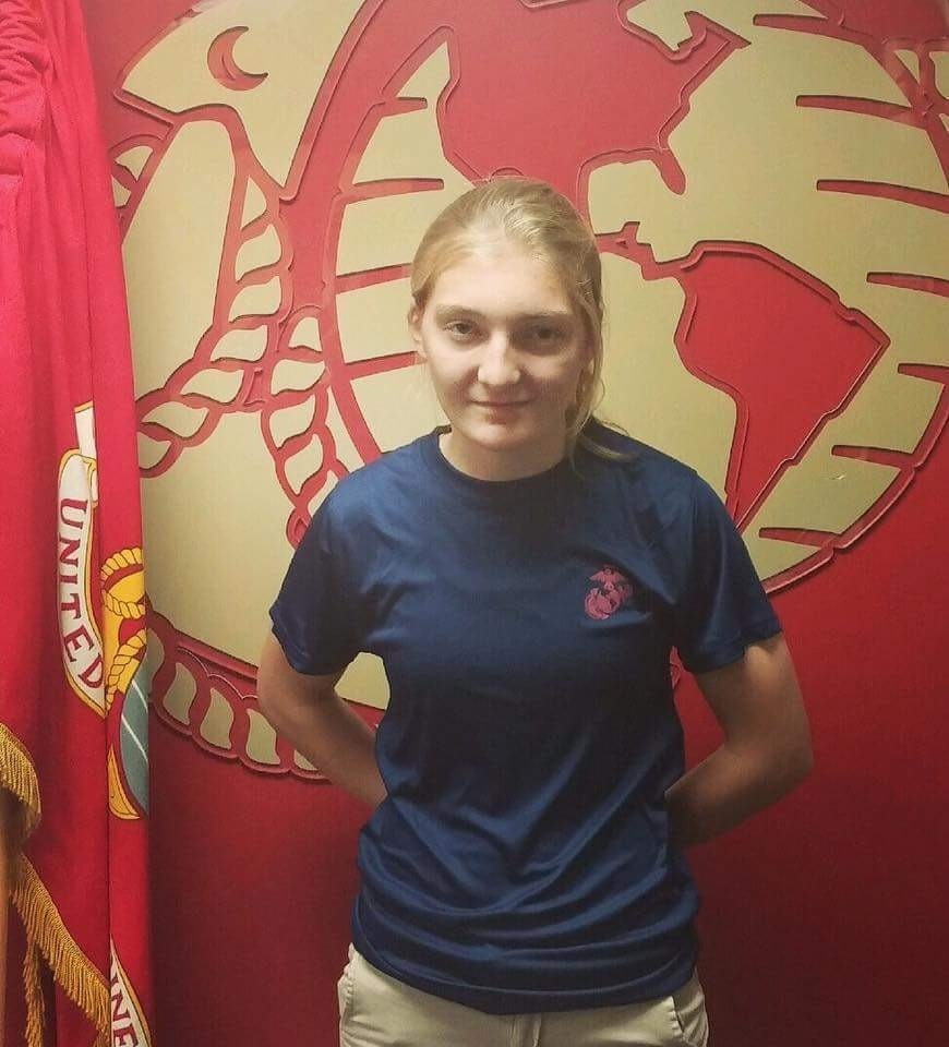Brookline native continues legacy of women Marines
