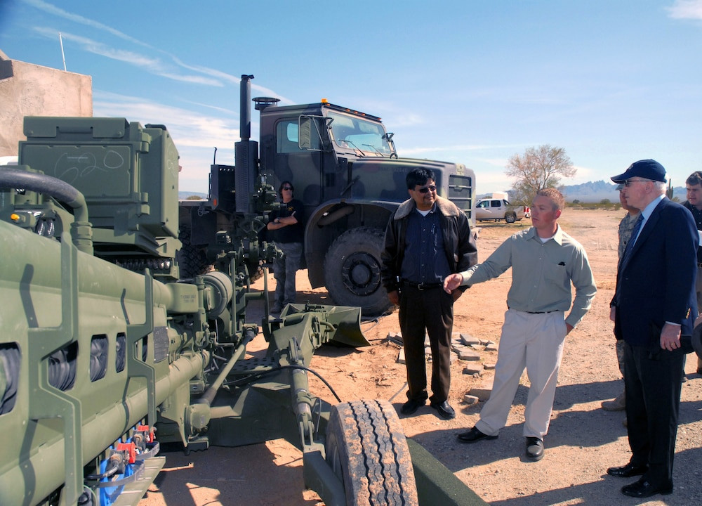 New U.S. Army Yuma Proving Ground technical director brings years of experience to job