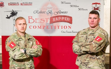 2018 Best Sapper Competition