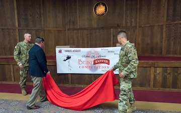 The Naming of the Sapper Competition