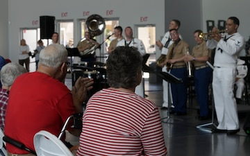 Songs Back in Time: Marines and Sailors Perform at the National WWII Museum