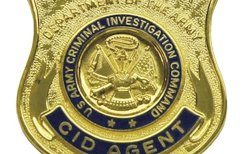CID badge