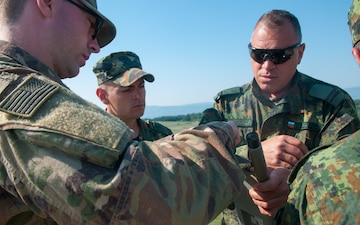 Bulgarians, U.S. Soldiers train together, develop drone skills