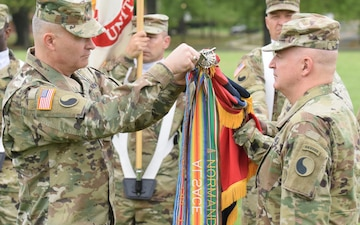 Epperly takes command of 29th Infantry Division