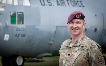 An Airborne Chaplain Who Found his Calling in the Classifieds