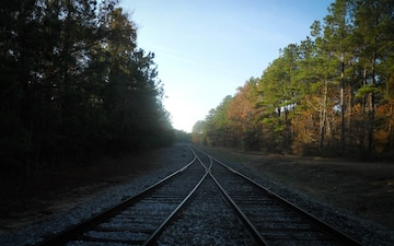 Fort Polk Rail System reopens