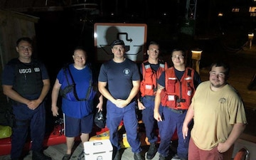 Coast Guard rescues 2 kayakers near Little Tybee Island