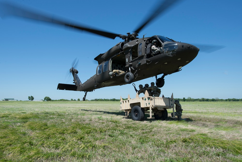 Oklahoma National Guard hosts advanced combat skill courses